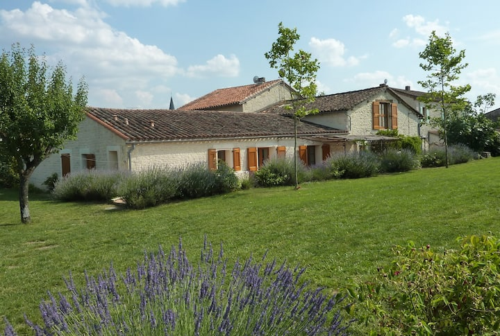 House near Cordes & Albi with pool