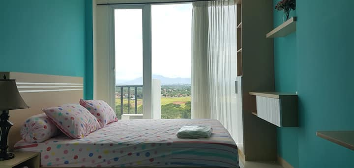 Stay & Relax Apartment at TreePark BSD