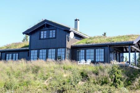 Moderne hytte, Golsfjellet - Gol - 小木屋