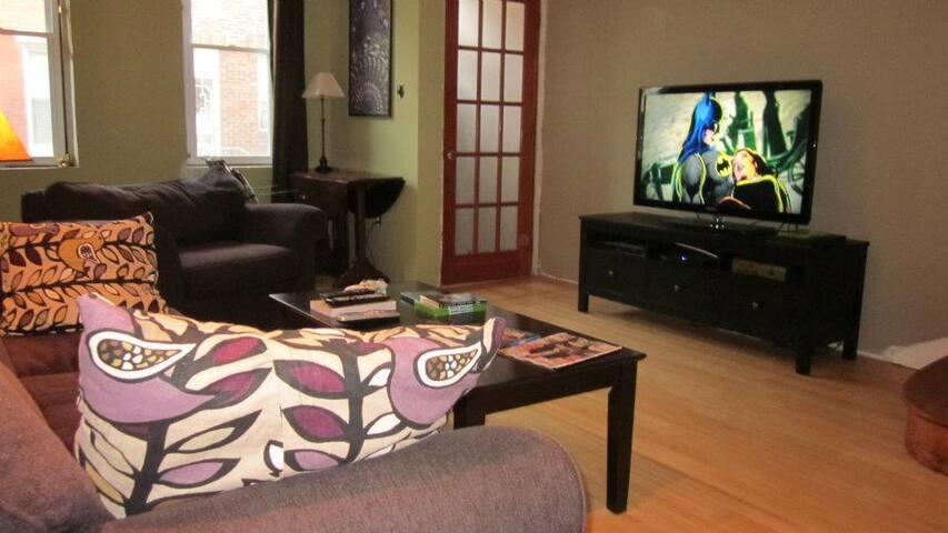 Private room in South Philly - ฟิลาเดลเฟีย - บ้าน