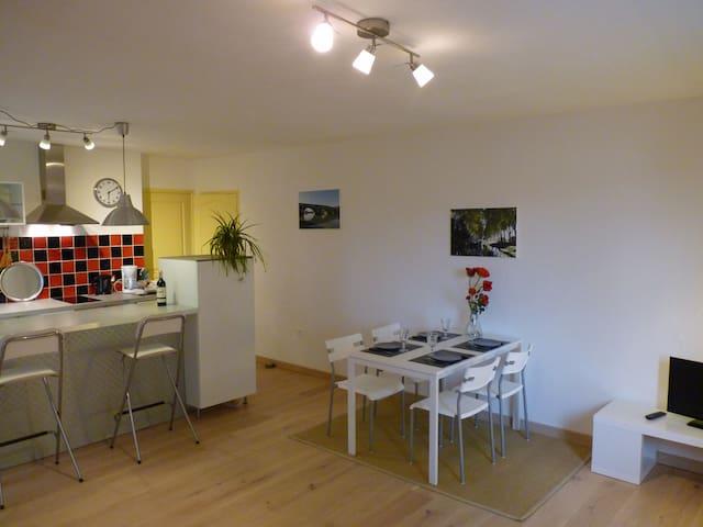 Appartement meublé proche Toulouse - Cornebarrieu - Apartemen