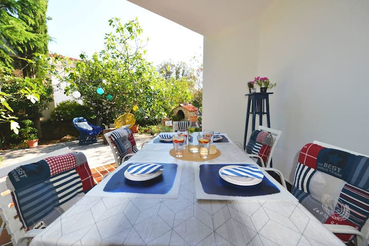 Apartment HAPPY - Gajac, 100m from the beach