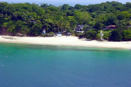 Beach house with beautiful sea view - Contadora Island