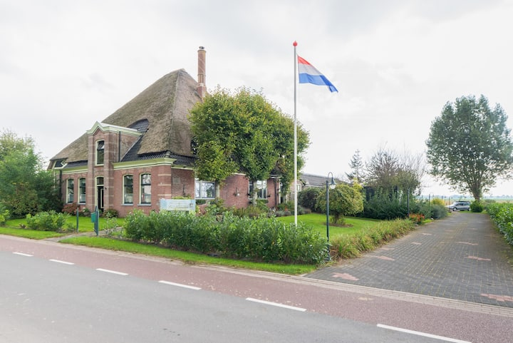 Charming Typical Dutch Farm.