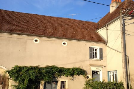 Authentieke boerderij met uitzicht - Vougécourt