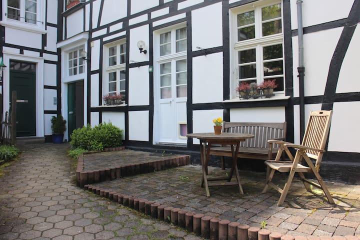 Bon bon house near Dusseldorf