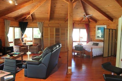 Sea Nest - Modern Yurt