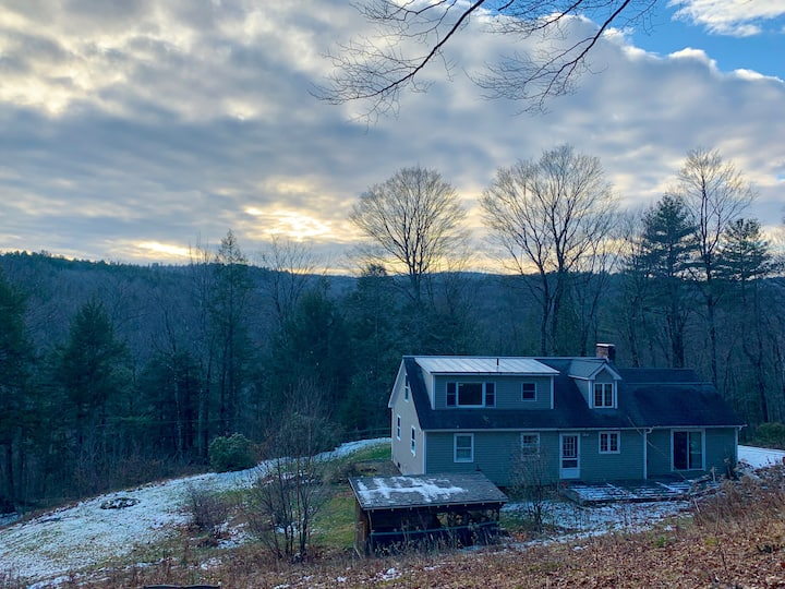 Sweet Mountain Stay Vermont