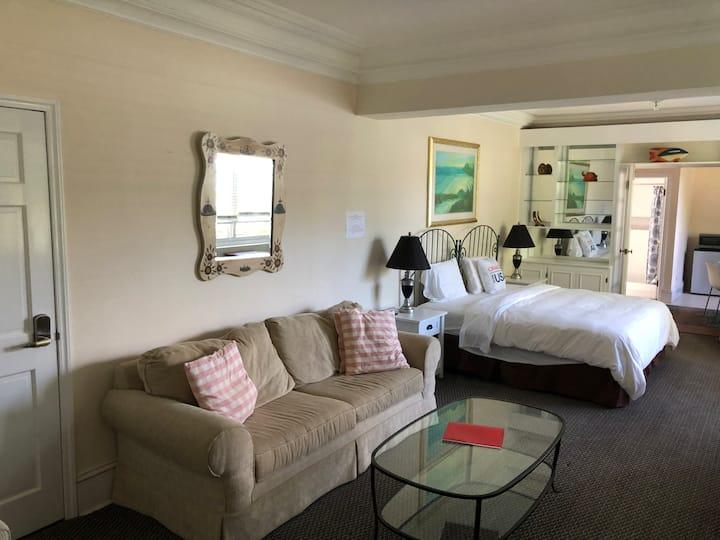 Bermuda Villa Guest house- Unit 6 (Twizy Charger)