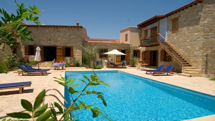 """""""NEW"""" Villa Ermioni - Choirokoitia, Cyprus"""