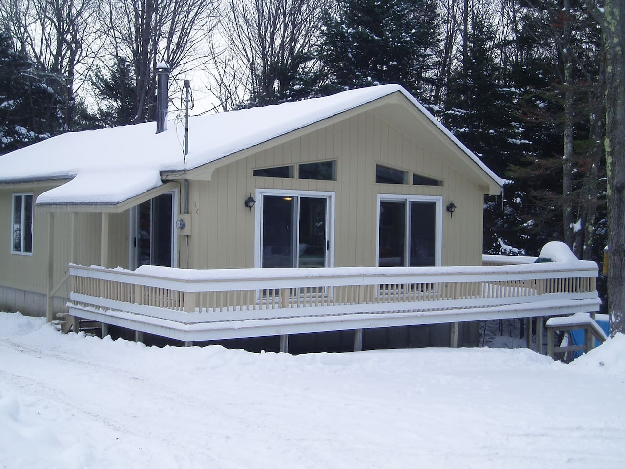 Excited for ski season? Stay a few nights at our house.