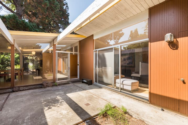 Eichler House - Private Room 2 - Sunnyvale - Dom