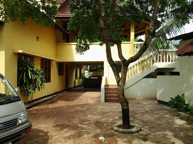 Quiet and cozy it's near the airpor - Zanzibar Town - House
