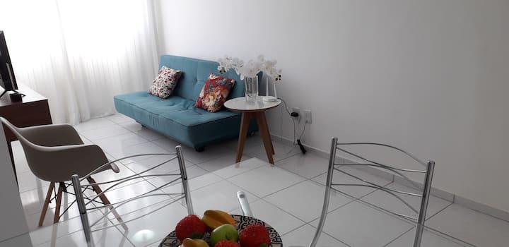 Apartamento mobiliado em Ipojuca