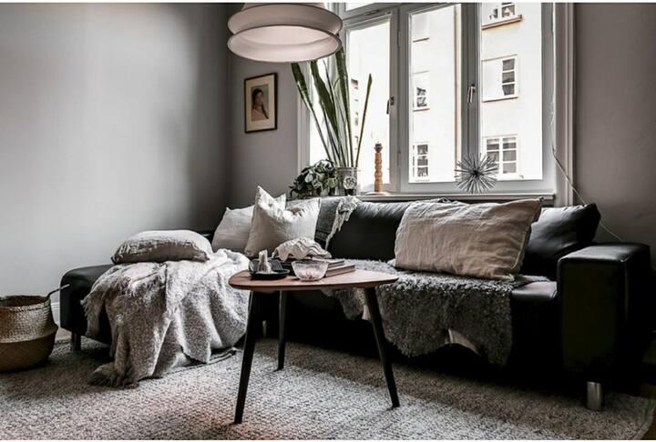 (已年租)丹麥Denmark studio感染春天被日光擁抱的小清新溫柔宅