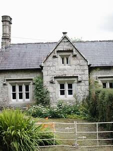 Grooms Cottage on Lisnavagh Estate - Rathvilly - กระท่อม