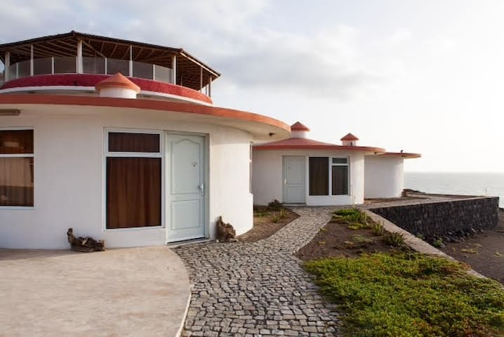Eco-friendly resort in Cruzinha, St. Antao!
