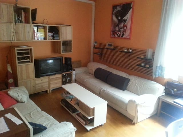 Comfy Double room. Welcome!! - Roma - Appartamento