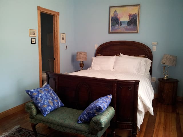 World Traveler's Room in Bedford - Bedford - Bed & Breakfast