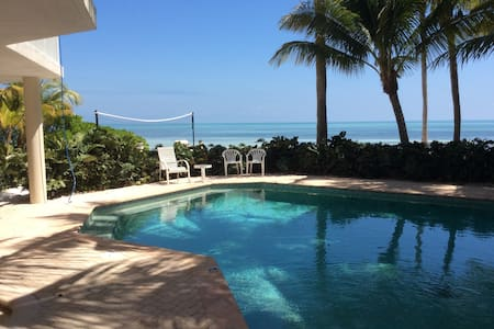 Private Beachfront Paradise