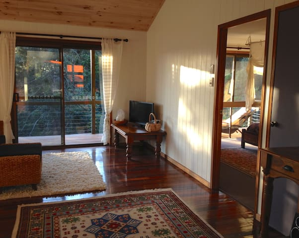Studio in the Forest, North Maleny - North Maleny