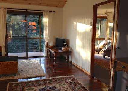 Studio in the Forest, North Maleny - North Maleny - Sommerhus/hytte