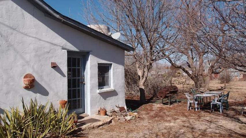 Garcia House - Gateway to the Big Bend ! - Marathon - Huis