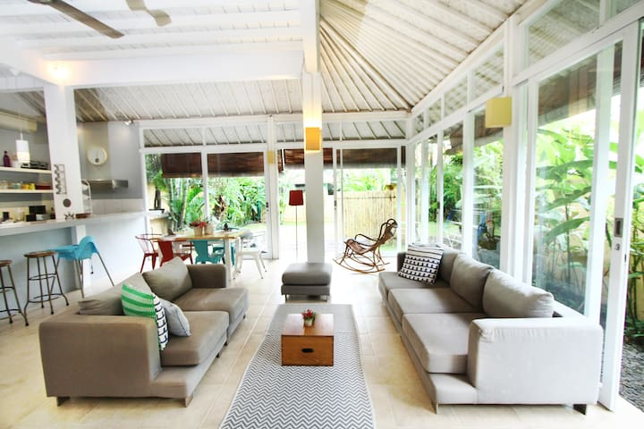 Bali Summer 2bedroom comfy house