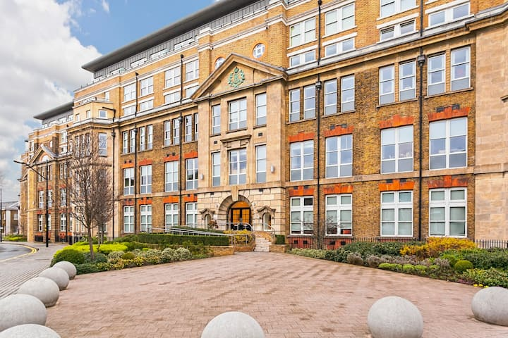 Royal Arsenal Heritage Site - 1 bed