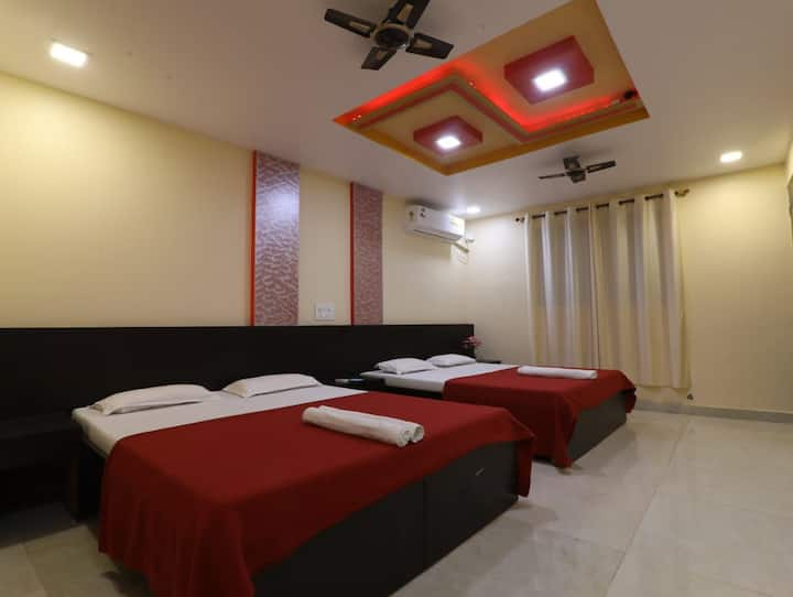 Coconut cottage malvan 2 double beded room