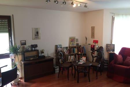 Schönes, kleines Apartment // FR-Unterwiehre - Freiburg - Wohnung
