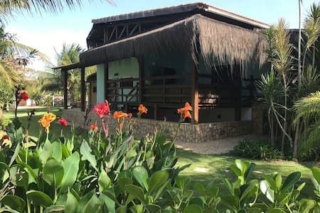 Charming house Canoa Quebrada Beach - Aracati