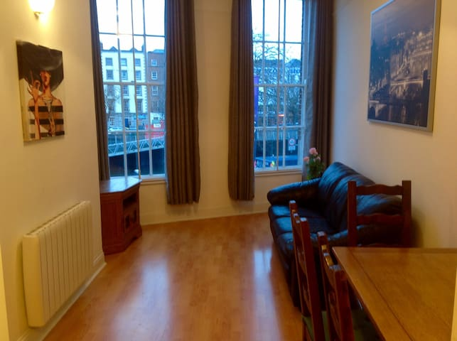 Luxury Double Bedroom Apartment in city centre - Dublin - Apartment