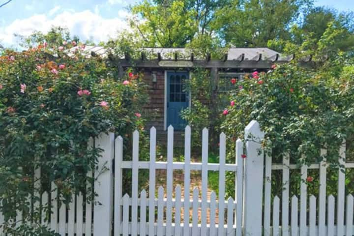 Adorable Rose Cottage in Village of Sperryville