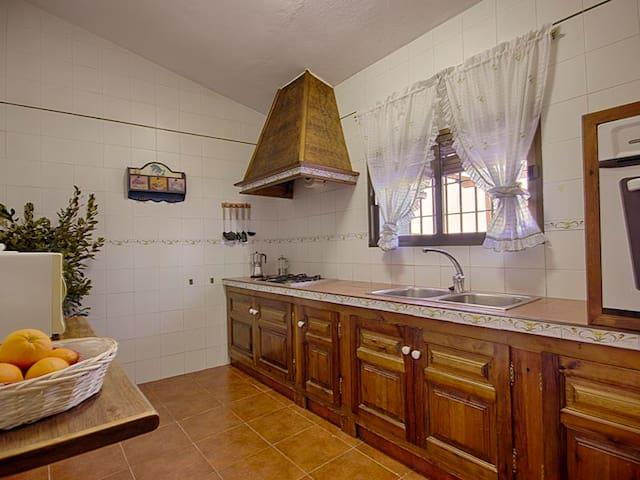 Casa Rural El Trigal en la Falda de El Torcal - Villanueva de la Concepción