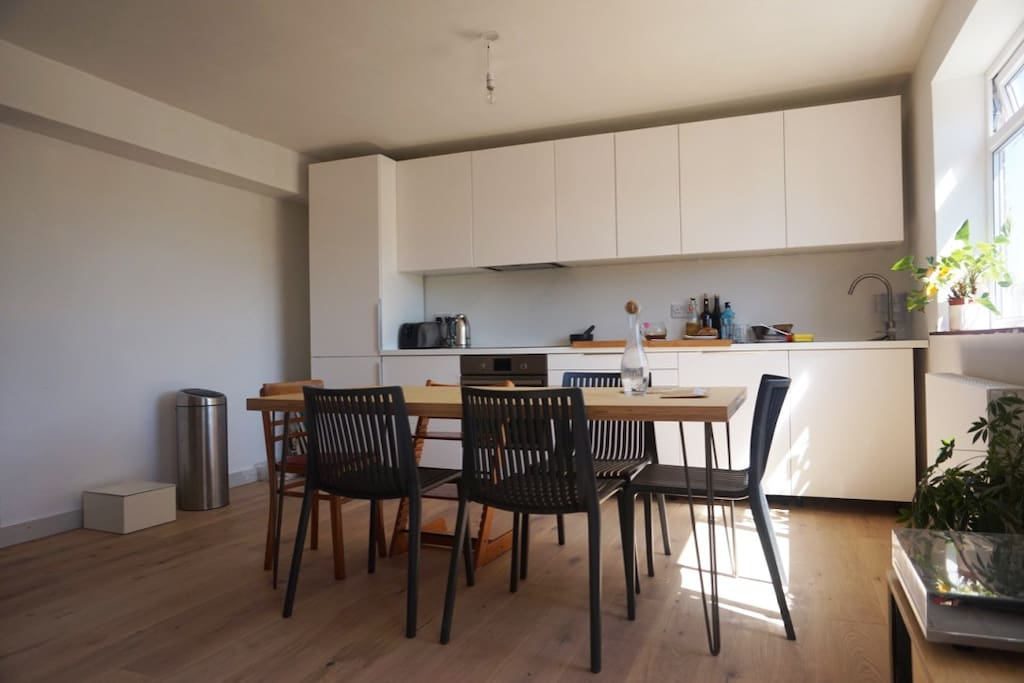 kitchen / dining table