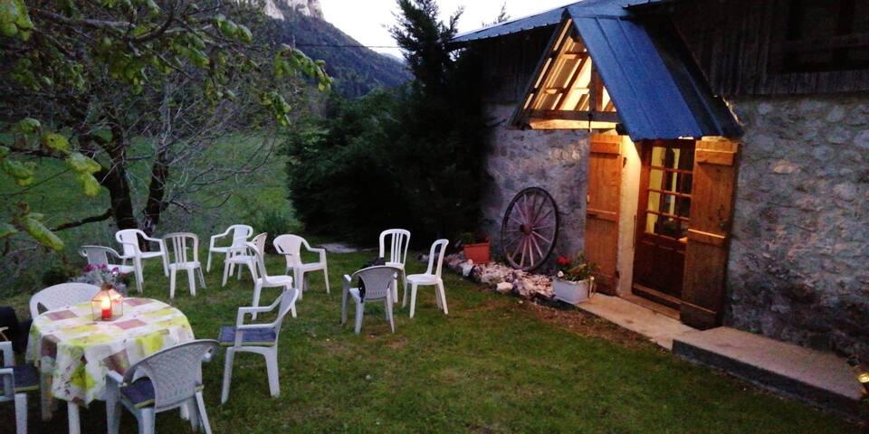Belle maison en plein coeur de la montagne