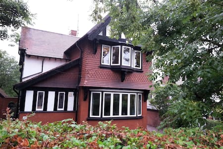 Large Detached House in Stalybridge - Stalybridge - 独立屋