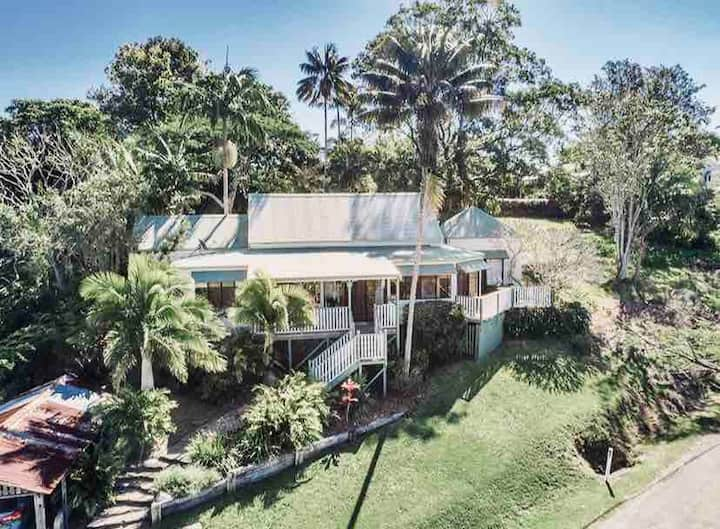 Character home in the heart of Bangalow