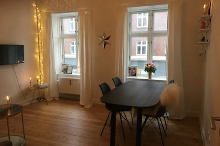 Nice apartment close to the city - Copenhaga - Apartamento