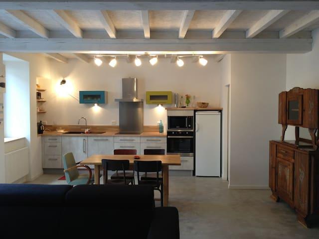 Maison au grand calme