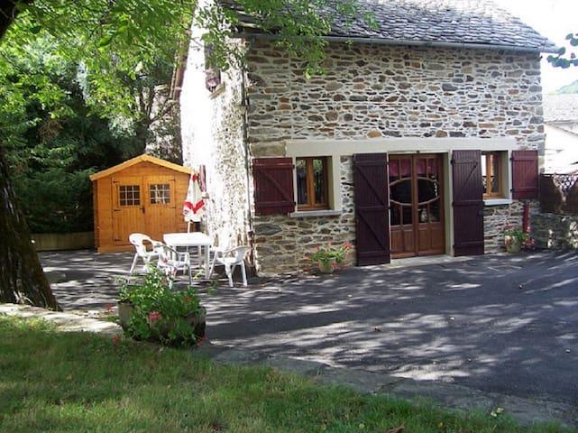 Location gîte meublé 5 pers entre Rodez et Albi - Naucelle - Prázdninový dům