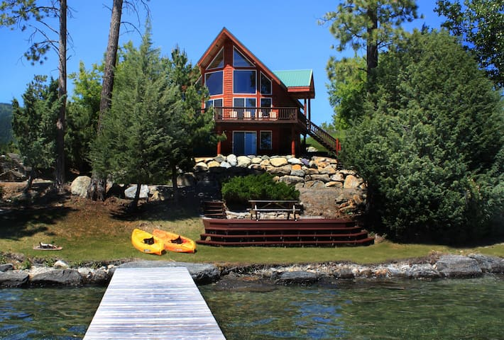 Flathead Lake House of Views