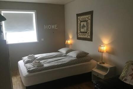 A nice bedroom in the East - Reyðarfjörður - House