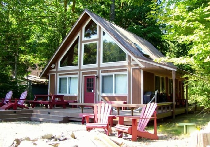 Whitehorse Hideaway on Sauk River - Darrington - Cabana