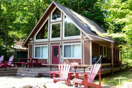 Whitehorse Hideaway on Sauk River - Darrington - Cabin
