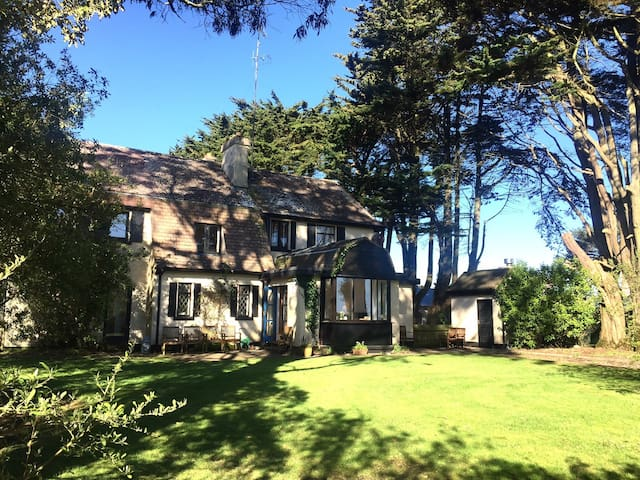Magnificent House by the Sea & Golf - Rosslare - Hus