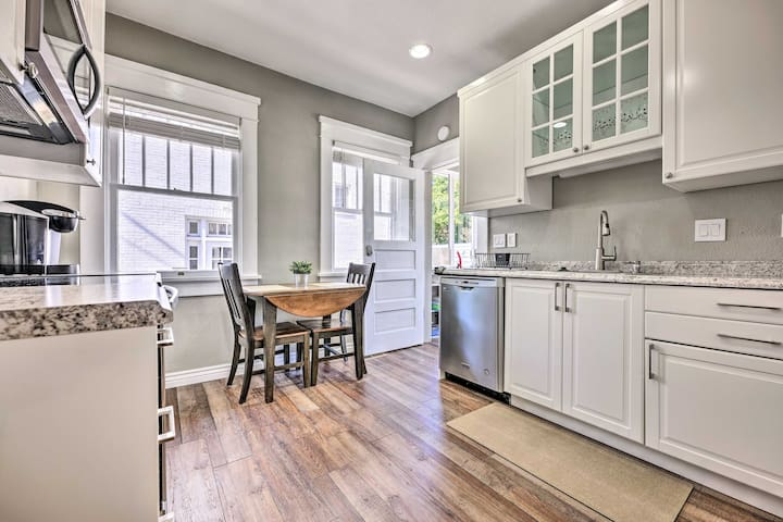 NEW-Remodeled Downtown Boise Apt- Walk to Capitol