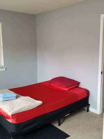 Druid hills sleep room