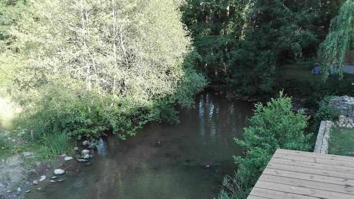 Le Moulin de la Morvient, à 15 min du Puy du Fou